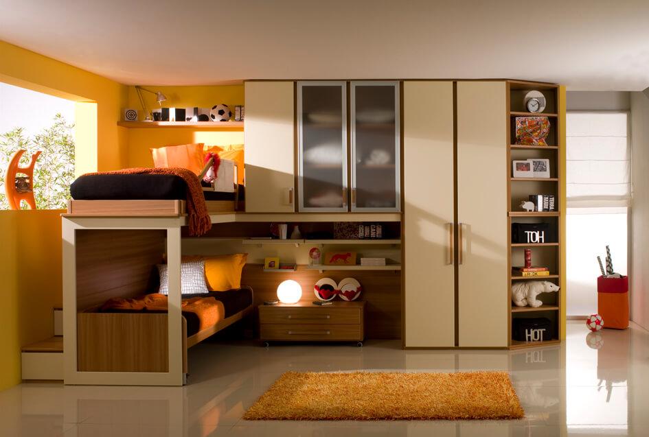 Letto su soppalco camera da letto in soppalco affitto - Letto su soppalco ...