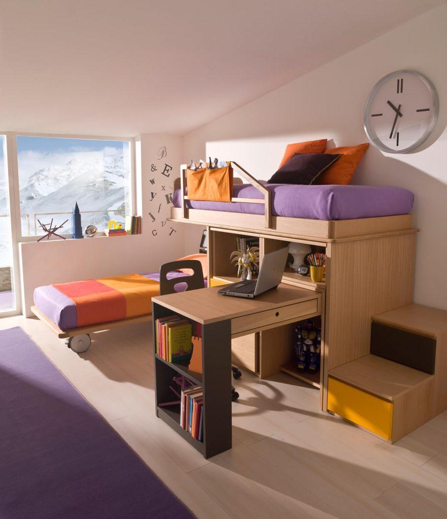 Come costruire un letto a scomparsa verticale xl07 pineglen - Costruire letto a soppalco ...