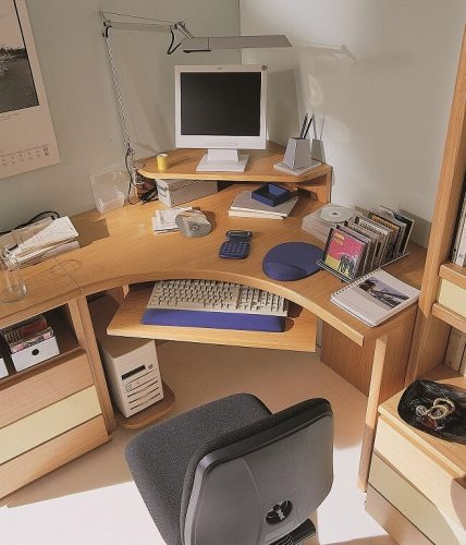 ml23 scrivania ad angolo