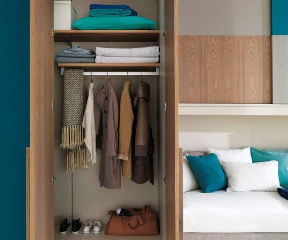 pw01 cabina armadio legno ante battenti
