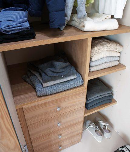 pw01 cabina armadio legno olmo naturale