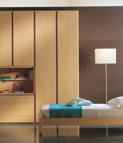 ml12 letto legno
